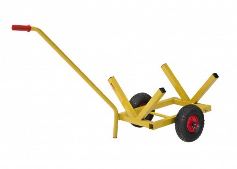 Langgodsvogn m/ V-holder TLI 200