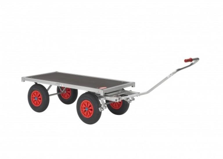 Trækvogn Silver MINI