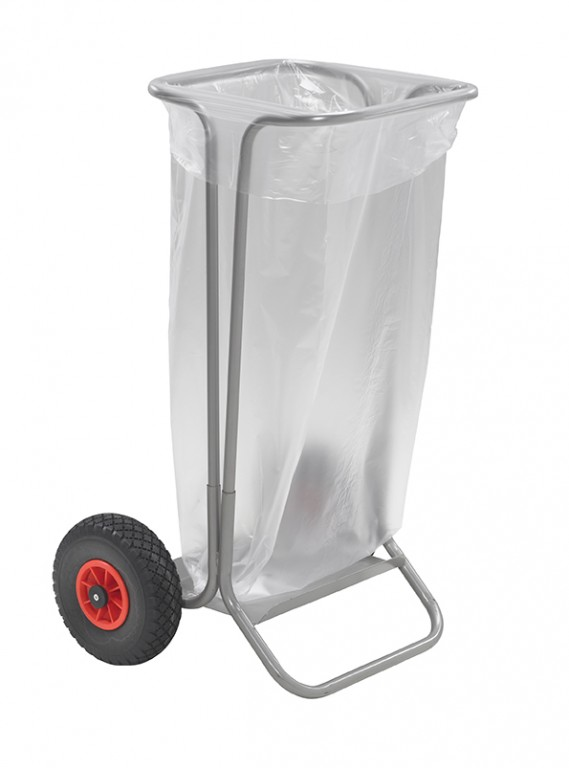 Bin bag trolley BBT 50 PUR