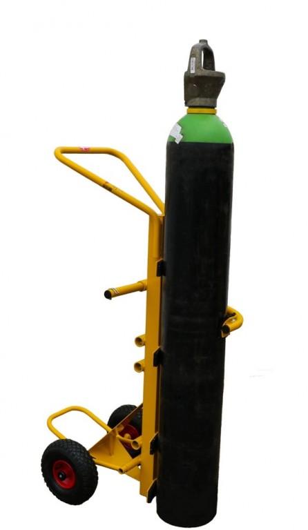 Flaskevogn m/gribearm BTG 50 L